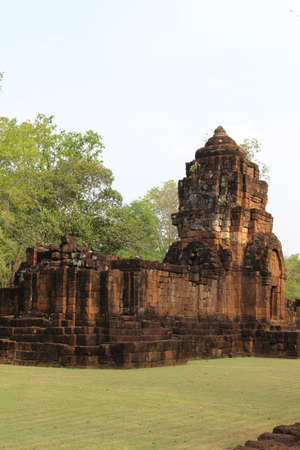 kanchanaburi: Prasat Muang Sing Historical Park, Kanchanaburi, Thailand.