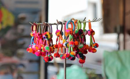 Key chain, Thai souvenir gift.