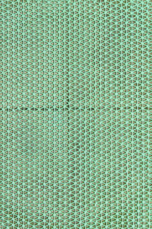 Ripple shape pattern of rubber doormat texture background.