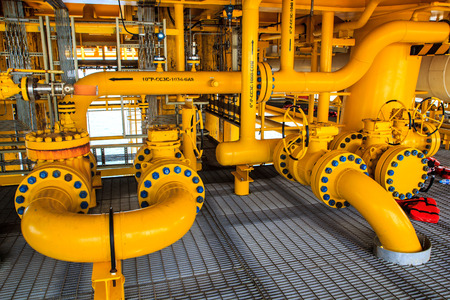 industries: Offshore Industry oil and gas production petroleum pipeline.