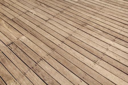 deteriorated: Wooden walkways background pristine condition deteriorated.