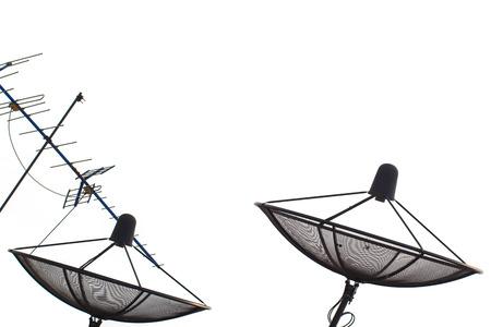 Satellite Dish and Antenna TV