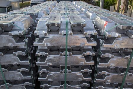 Aluminum casting of truck transport business
