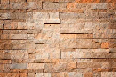 Contexte de pierre mur fait de blocs de