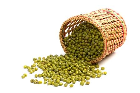 green bean:  Green mung beans