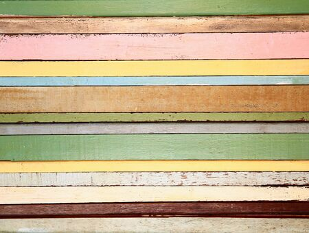 colorful old wood texture background photo