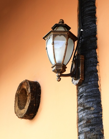 stay on course: Lamp