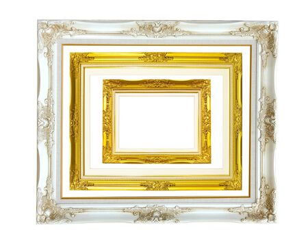 picture frame, isolated photo