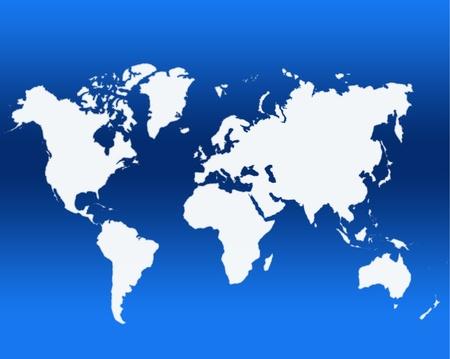 World Map, World background Stock Photo - 12665221