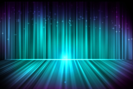 abstract aurora  Background Stock Photo