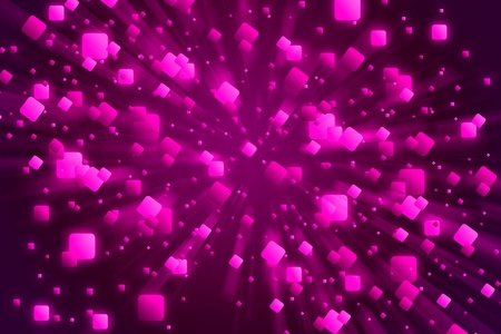 abstract pink button Background