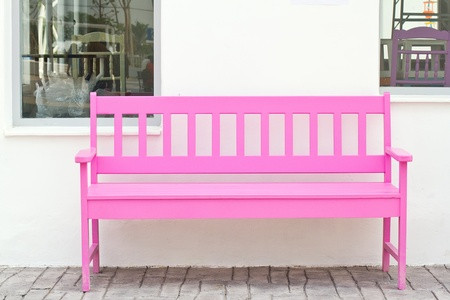 pink chair Stock Photo - 12917359