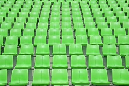 Green stadium Stock Photo - 13228912