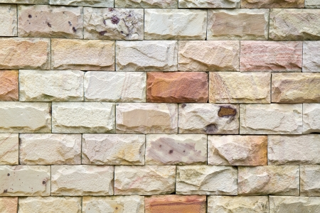 Close up of brick wall for background photo