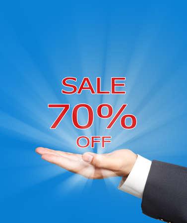 seventy: Vendita settanta per cento di business a portata di mano