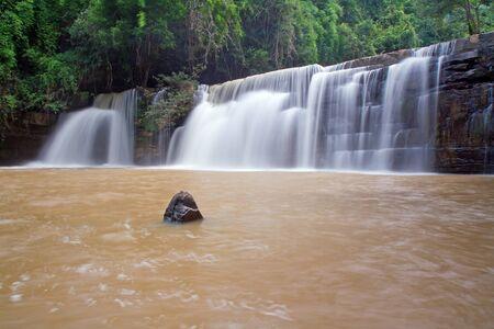 Si Dit Waterfall, Phetchabun, Thailand photo