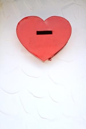 lowers: Love mailbox Stock Photo