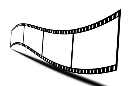 Film on background