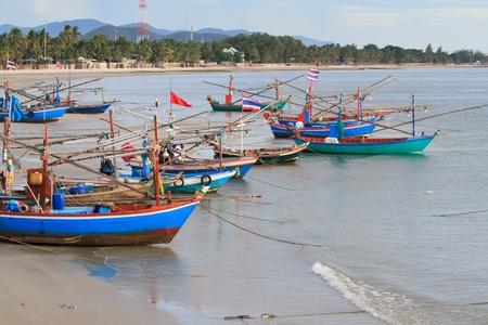phuket food: Fishing Boats