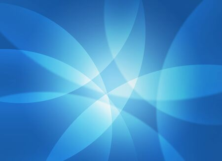 electric blue: Colorful smooth twist light lines  background
