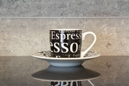expresso: Expresso cup of coffee Stock Photo
