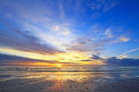 Beauty Evening Sunrise