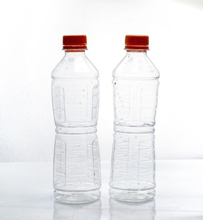 plastic bottle recycled photo