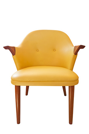 Isolated view of an antique chair Stock Photo - 22941021