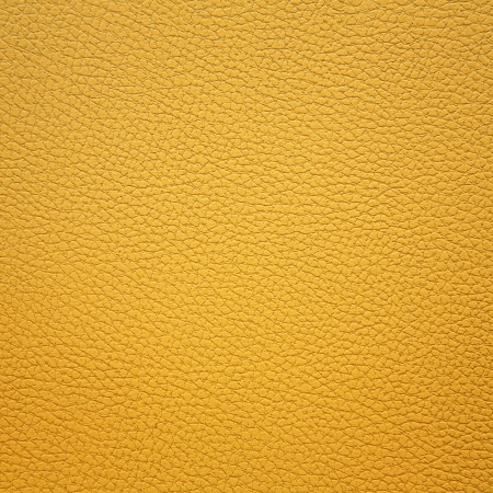 Yellow leather texture photo