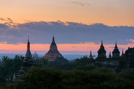 bagan: Ancient Temples in Bagan, Myanmar