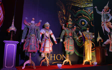 khon: Khon Exhibition in Travel Thailand Event