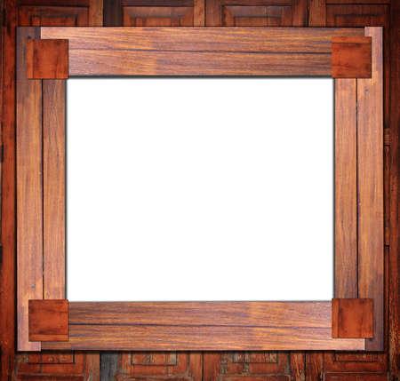 board frame wood photo