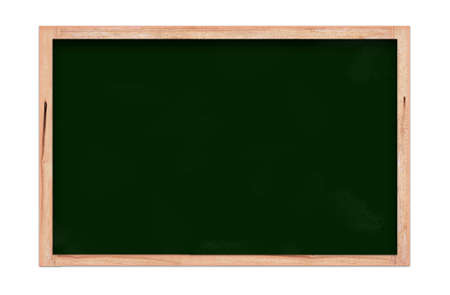 blackboard wood frame Stock Photo - 13429730