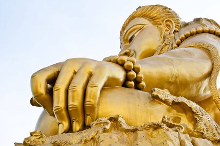 Buddha statue,Thailand Stock Photo - 7900151