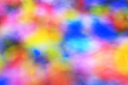 Multicolored blur for used background  Multicolored blur Thailand  photo