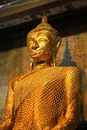 Buddha statue in Thailand  Stock Photo - 20289092