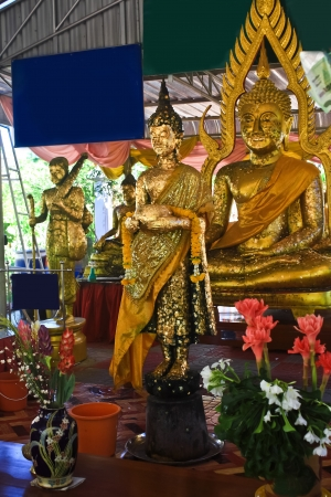 Buddha statue in Thailand  Stock Photo - 20289276