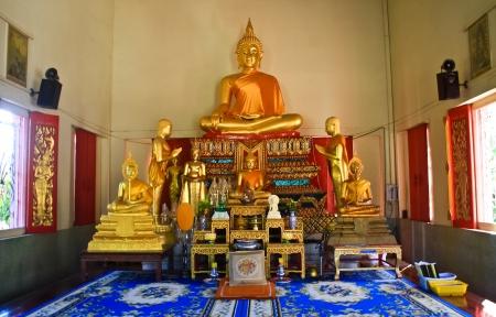 Buddha statue in Thailand  Stock Photo - 20289274