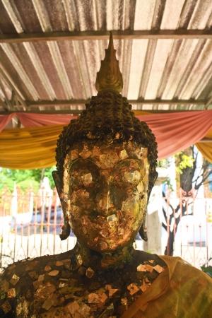 Buddha statue in Thailand  Stock Photo - 20289275