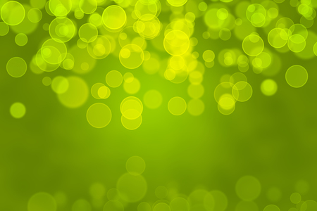 Colorful abstract bokeh background Stock Photo