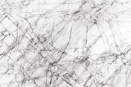 Lujo de la textura de mármol blanco y fondo para ilustraciones de patrones de diseño decorativo.
