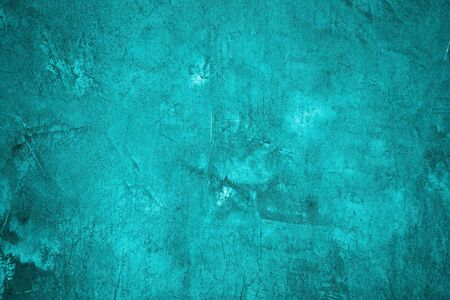 Abstract concrete blue wall texture concrete wall for background. Blank copy space 免版税图像