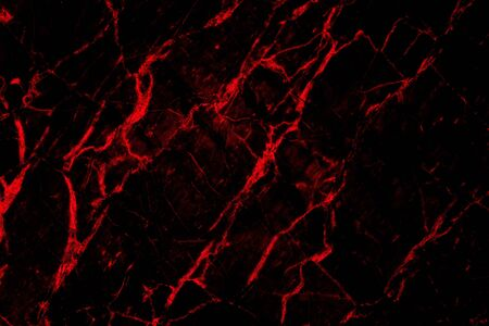 Red and black marble background texture natural stone pattern abstract for design art work. Marble with high resolution