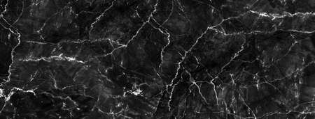 Black and white line marble texture background natural stone pattern. Abstract marble for design art work. With high resolution