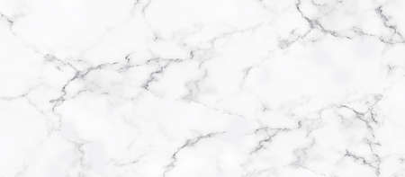 White marble background texture natural stone pattern abstract for design art work. Marble with high resolution Standard-Bild