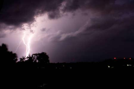 thunder Stock Photo - 8070308