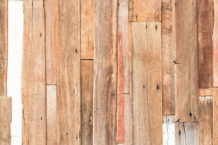 wood wall: old vintage detail of wood wall texture