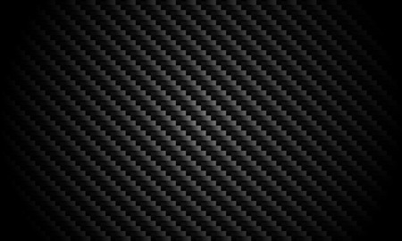 Carbon fiber pattern background vector