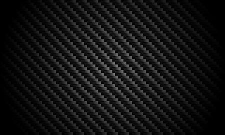 Vettore di sfondo del modello in fibra di carbonio
