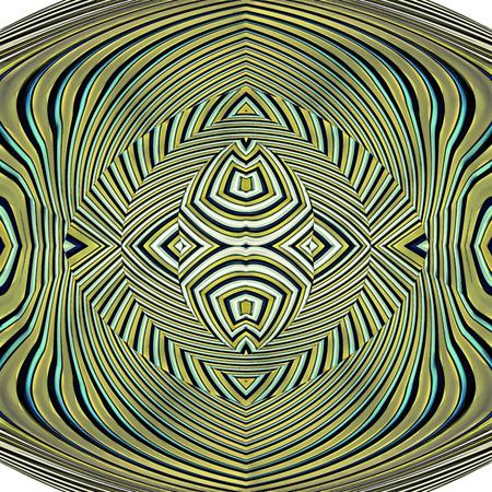 Computer Generated Illustration Zdjęcie Seryjne